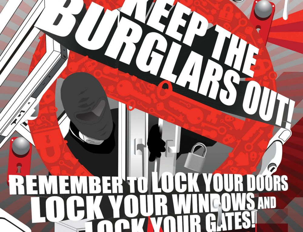 How to Deter Burglars this Season