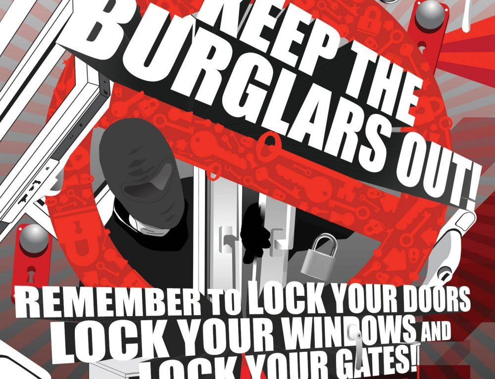 How to Deter Burglars this Season